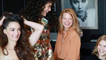 VIDEO – L'instant shooting avec Charlotte Le Bon, Sabrina Ouazani, Mélanie Thierry et Clémence Poésy à Cannes