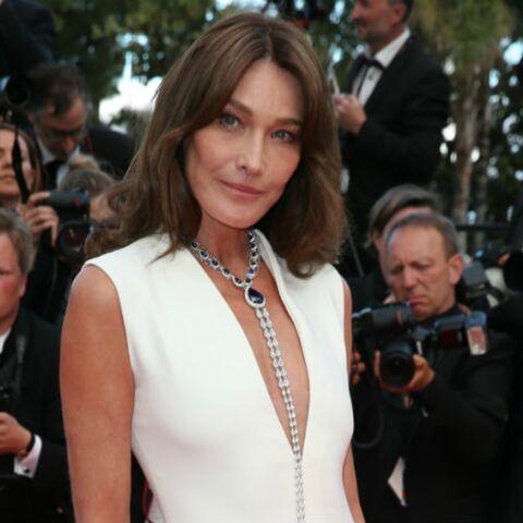 PHOTOS – Cannes 2018: Carla Bruni, Léa Seydoux… découvrez pourquoi les stars sont toutes en décolleté sexy sur la Croisette
