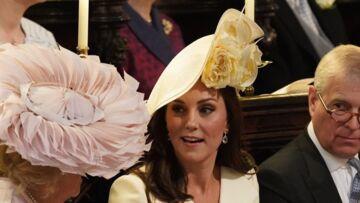 PHOTOS – Mariage de Meghan et Harry: la tenue de Kate Middleton qui dérange