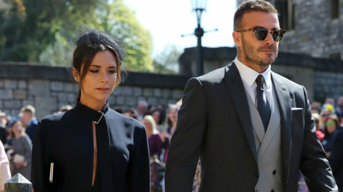 Victoria Beckham, invitée du mariage du prince Harry et de Meghan Markle  pourquoi sa