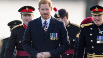 VIDEO – La profonde émotion du prince Harry quand il découvre Meghan Markle