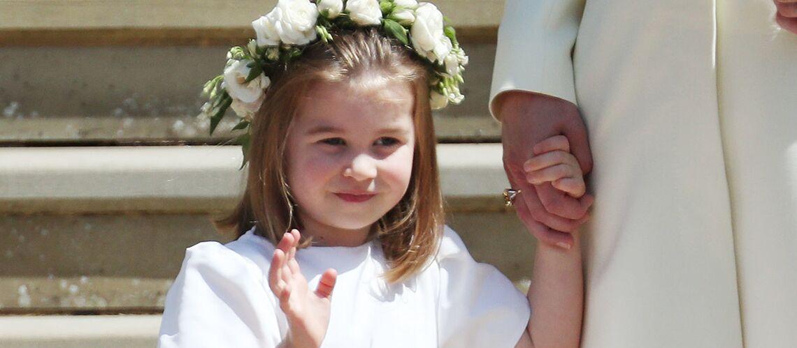 PHOTO – La princesse Charlotte, reine de la politesse