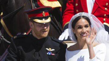 PHOTO –  Mariage de Meghan et Harry: l'étonnant cadeau offert aux femmes