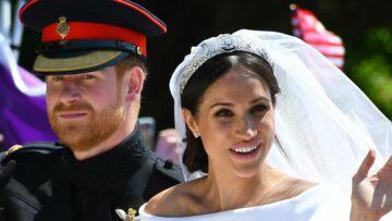 L'étrange soirée de mariage de Meghan Markle et du prince Harry