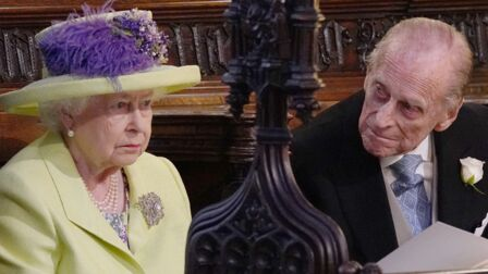 VIDEO \u2013 La reine Elisabeth II a,t,elle apprécié le mariage de Meghan