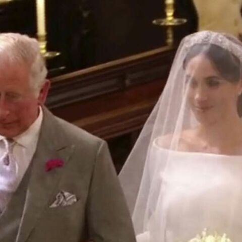 PHOTOS – Mariage de Meghan et Harry : le come-back du prince Charles