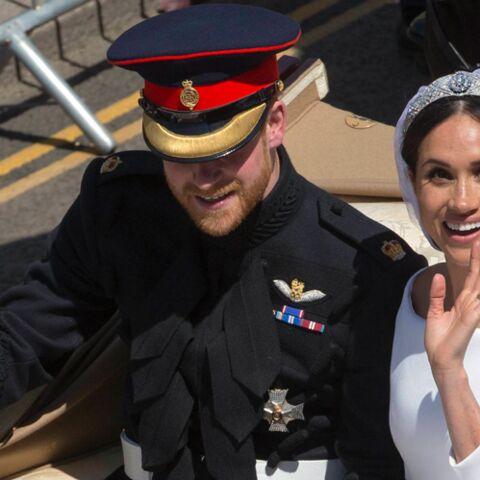 Mariage de Meghan Markle et Harry: les petits cadeaux remis aux invités revendus à prix d'or sur le net