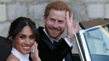 PHOTOS – Meghan Markle: son vernis choisi exprès pour rendre hommage à la reine pour son mariage