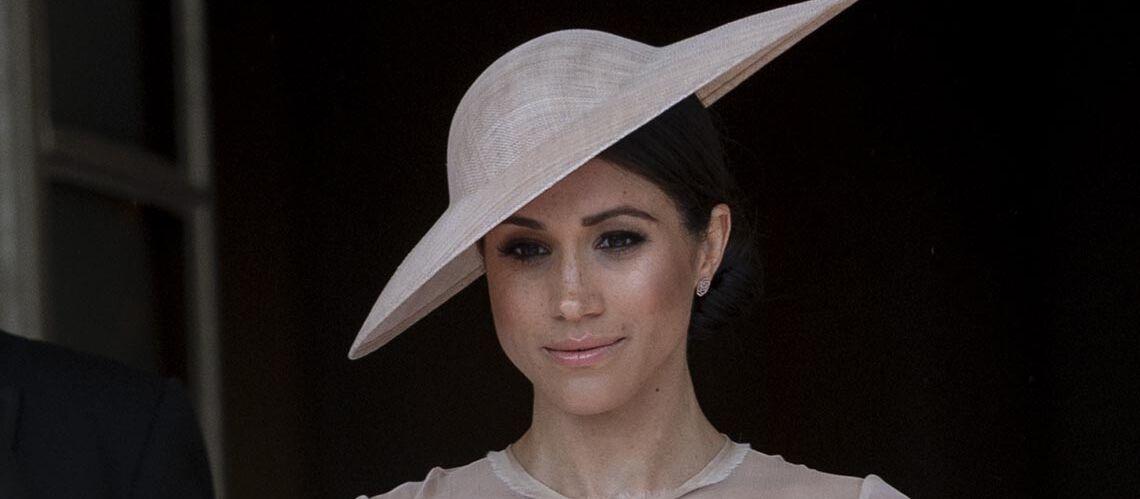 Meghan Markle: le détail vestimentaire qui prouve qu'elle fait officiellement partie de la famille royale