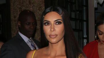 PHOTO – Kim Kardashian totalement nue pour la promotion de son parfum, la photo qui choque