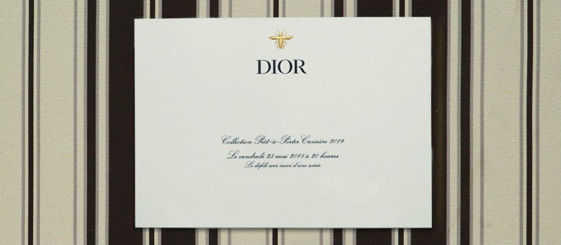 EXCLU – Regardez le défilé Cruise de Dior en live au château de Chantilly