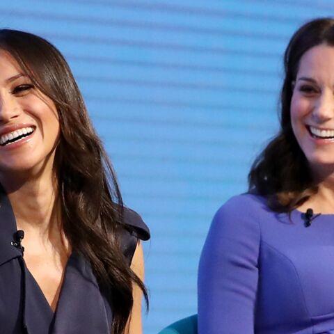 Meghan Markle a-t-elle tout piqué à Kate Middleton?