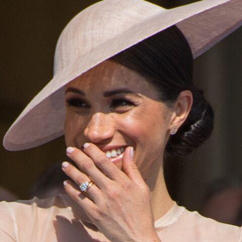 Meghan Markle: son gros fou rire lors du discours du prince Harry