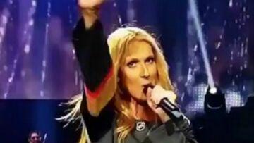 PHOTOS – Céline Dion: déchaînée… et très bizarrement habillée pour son retour sur scène, à Las Vegas!