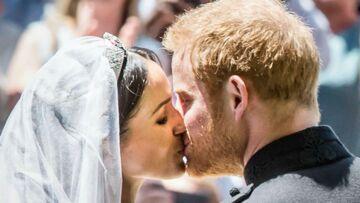 Pourquoi le prince Louis n'était pas sur la photo officielle du mariage de Meghan et Harry?