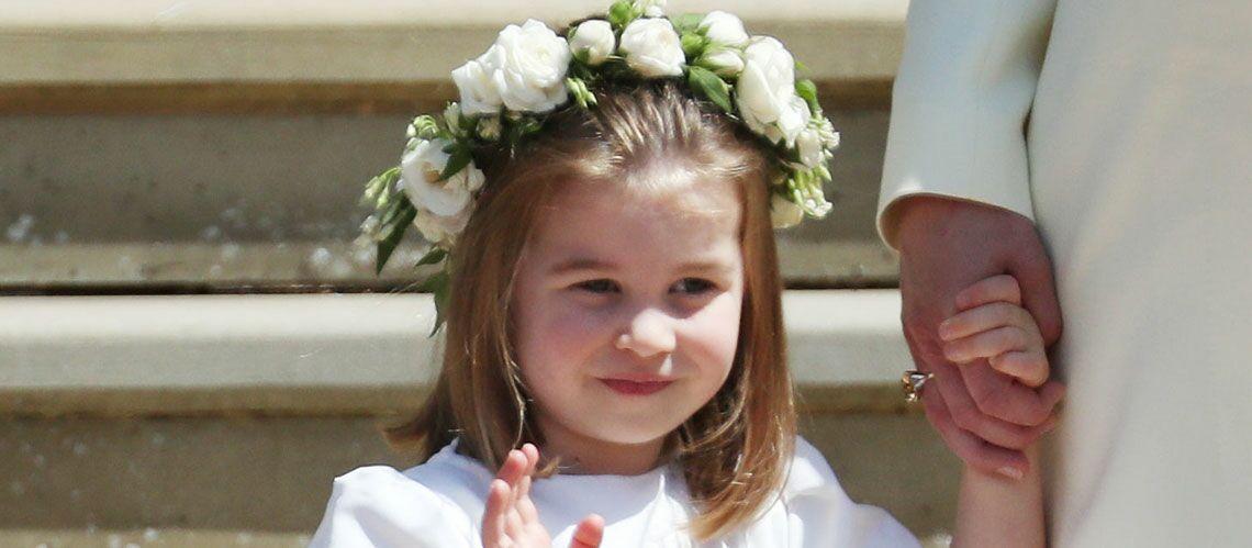 Comment la princesse Charlotte, 3 ans, a mené tout le monde à la baguette lors du mariage de Meghan et Harry