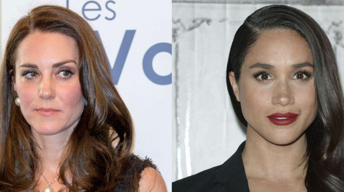 Pourquoi Meghan Markle ne fait jamais la révérence à Kate Middleton