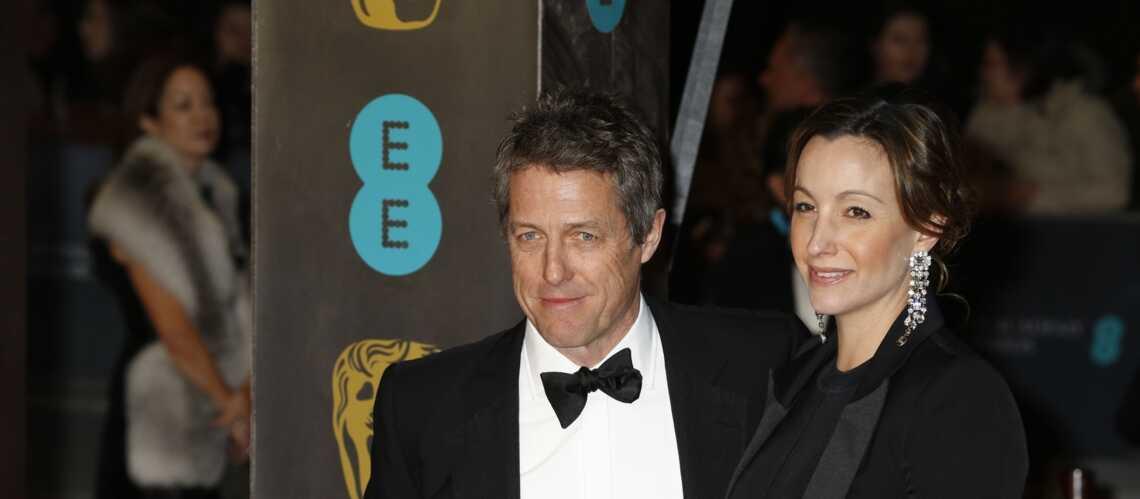 Hugh Grant et Anna Eberstein se sont dit «oui»