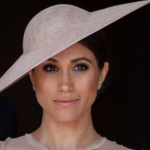 Comment Kensington Palace a essayé de cacher le passé de Meghan Markle
