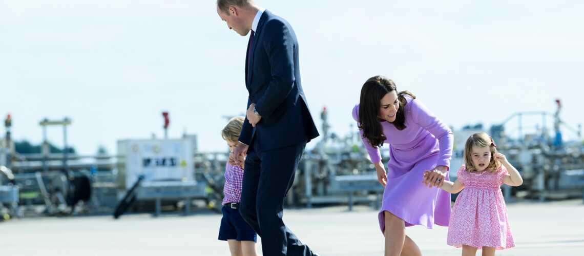 Kate Middleton, une maman comme les autres: elle adore jouer avec ses enfants