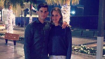 Roland Garros – La frenchy Kristina Mladenovic et Dominic Thiem, les amoureux du tournoi
