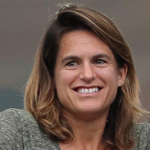 PHOTOS – Roland Garros: Amélie Mauresmo, maman comblée, ses enfants stars de son compte Instagram