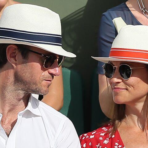 PHOTOS – Pippa Middleton enceinte: pause détente à Paris avec son chéri à Roland-Garros