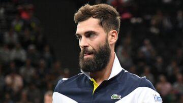 PHOTOS – Roland-Garros: Benoit Paire, l'ex de Shy'm, adopte un nouveau look, il passe au blond platine