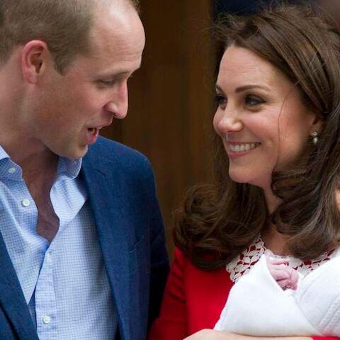 Comment Kate Middleton s'organise avec George et Charlotte depuis la naissance du petit Louis