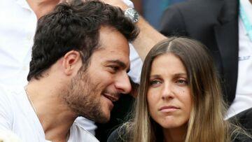 PHOTOS – Amir et sa femme Lital, complices et amoureux à Roland Garros