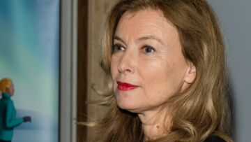 Valerie Trierweiler qui avait assisté au mariage de Jean Luc Romero fait part de sa peine après la mort de Christophe Michel