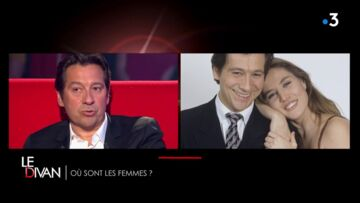 VIDEO – Laurent Gerra s'en prend à Mathilde Seigner et regrette la médiatisation de leur relation