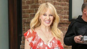 Kylie Minogue: pour fêter ses 50 ans, elle pose entièrement nue