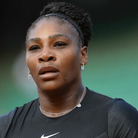 Serena Williams: la joueuse la plus lookée du tournoi porte les diamants de sa copine Gigi Hadid