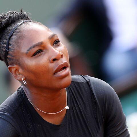 PHOTOS –Roland Garros: Serena Williams réagit aux critiques sur sa tenue «Catwoman»