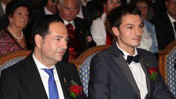 """Qui est Christophe Michel, le mari de Jean-Luc Romero, décédé """"brutalement"""""""
