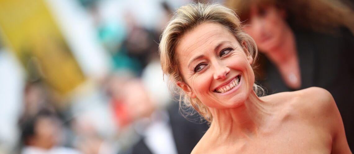 Anne-Sophie Lapix a-t-elle lancé une petite pique à Claire Chazal?