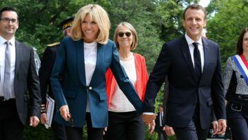 PHOTOS – Brigitte Macron: sa discrète stratégie pour changer son look
