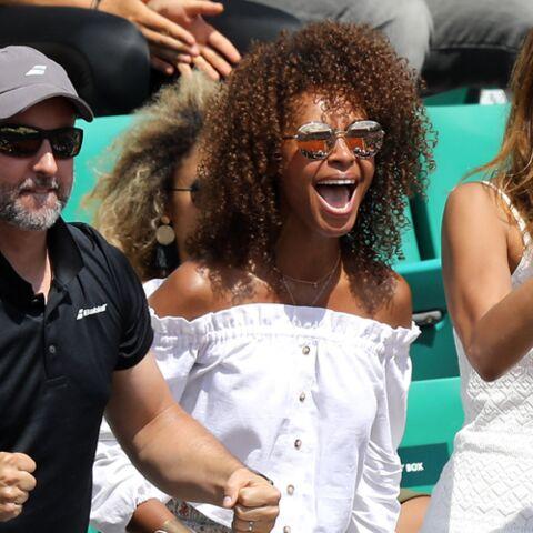 PHOTOS – Roland-Garros: Le tennisman Jérémy Chardy, son épouse à fond derrière lui