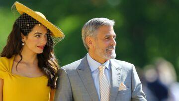 Mariage de Meghan et Harry: le prix démesuré de la tenue d'Amal Clooney