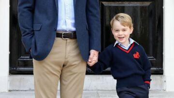 Le prince George menacé par Daesh: les décisions courageuses de la famille royale