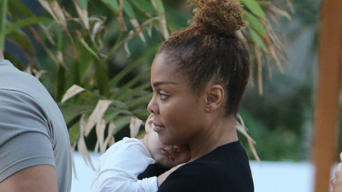 Janet Jackson: en guerre avec le père de son fils, elle fait intervenir la police