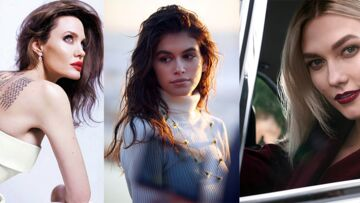 PHOTOS – Angelina Jolie, Ilona Smet, Kaia Gerber… 25 looks d'égéries beauté à copier
