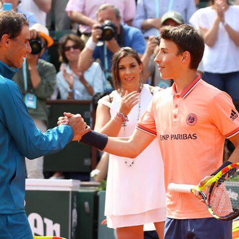 Roland-Garros: Rafael Nadal offre un touchant cadeau à l'un de ses fans