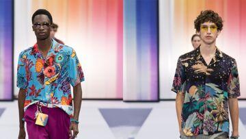 PHOTOS – Exclu: Les conseils de Paul Smith pour porter l'imprimé tropical, ultra tendance cet été 2018