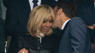 Emmanuel et Brigitte Macron, couple indestructible: «Quand ils sont ensemble, le monde disparaît» dit sa fille Tiphaine