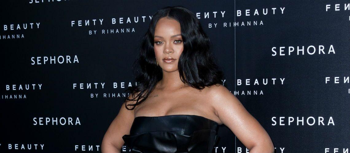 PHOTOS – Rihanna, Paris Jackson, Jessica Alba… 5 façons d'adopter le make-up gold comme les stars