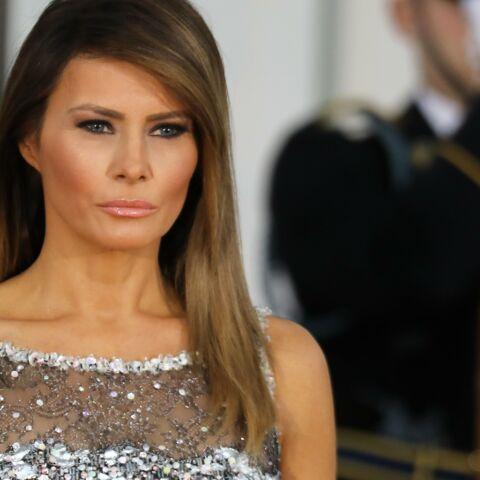 Melania Trump réapparaît enfin après 25 jours de mystère et de doute