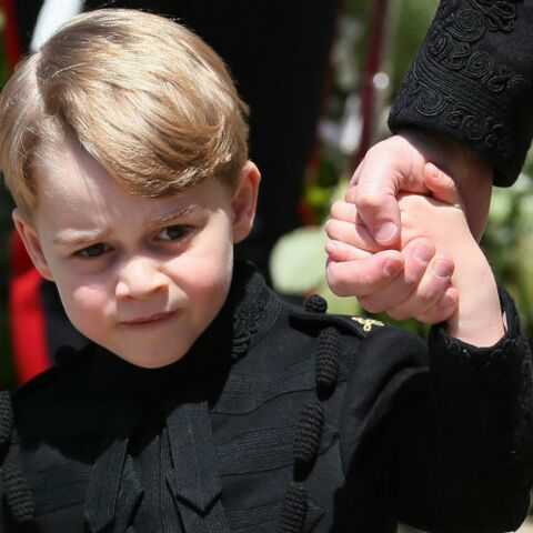 Le prince George menacé par Daesh: il va bénéficier d'une protection supplémentaire