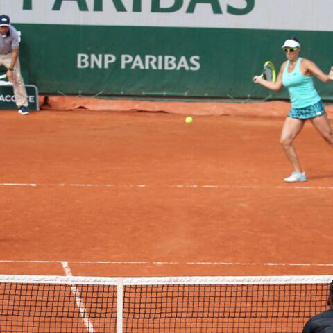 PHOTOS – Une star internationale aperçue à Roland-Garros